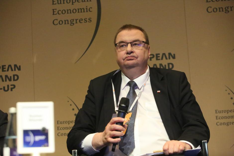 Giżyński na EEC 2020: UE powinna walczyć o najwyższą jakość żywności importowanej z krajów trzecich