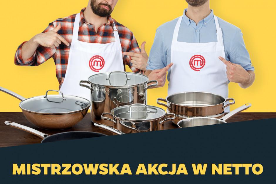 Netto ma nowy program lojalnościowy dla miłośników gotowania