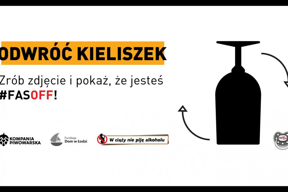 Nie pij w ciąży! Rusza kampania społeczna FASOFF przy wsparciu Kompanii Piwowarskiej