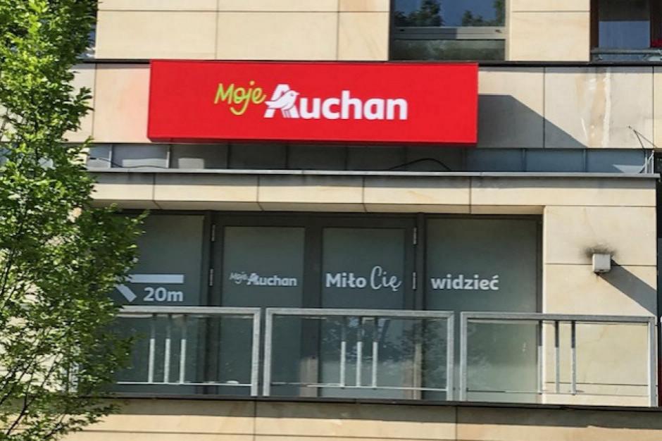 Cięcia etatów w Auchan, sieć chce być bardziej cyfrowa