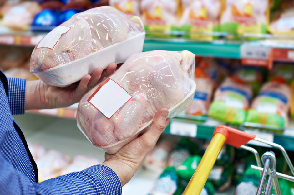 Drób w sklepach coraz droższy. Ceny poszły w górę średnio o ponad 6 proc.