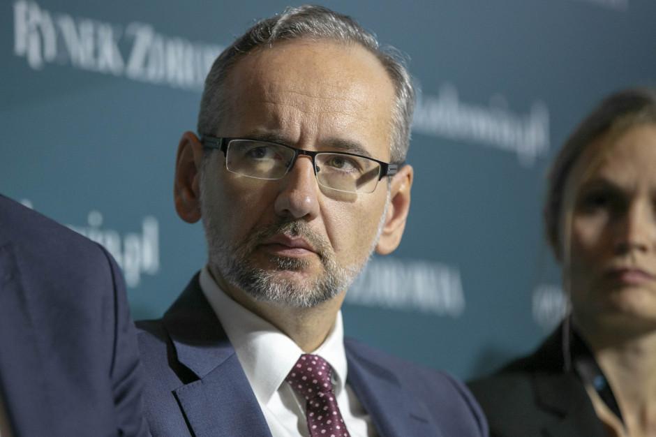 Minister Zdrowia: Zamiast ogólnokrajowego lockdownu będziemy reagować lokalnie