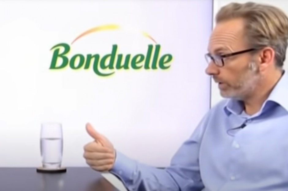 Nie żyje dyrektor generalny Bonduelle