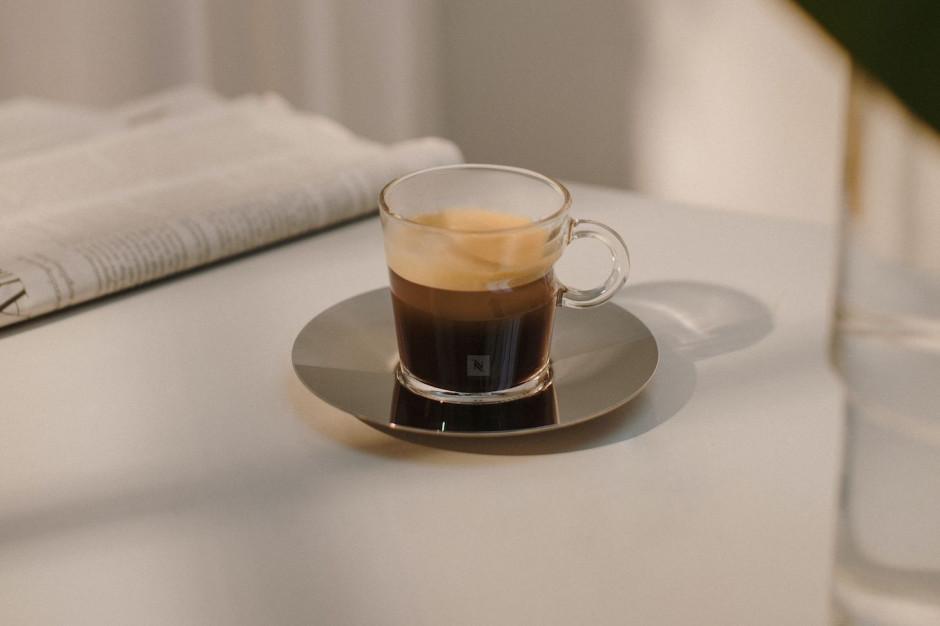 Nespresso: w 2022 r. zaoferujemy naszym konsumentom filiżankę kawy z neutralnym śladem węglowym