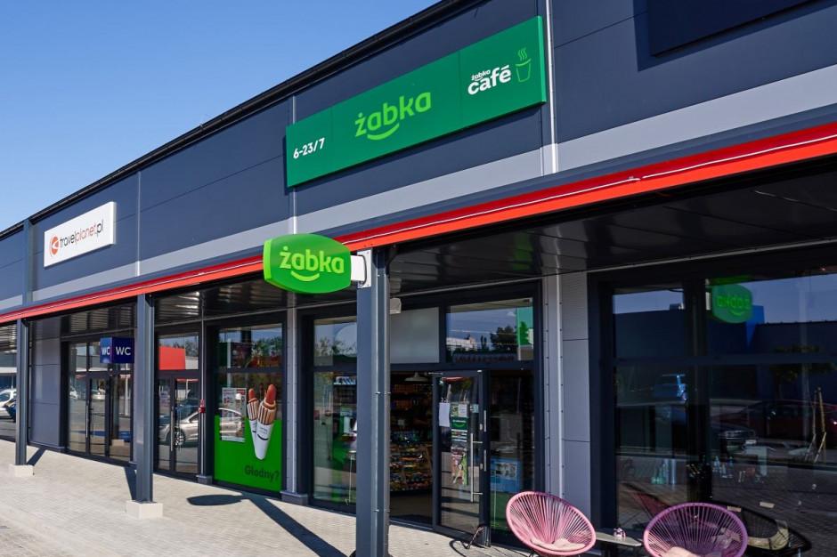 Żabka otworzyła od początku roku 500 sklepów