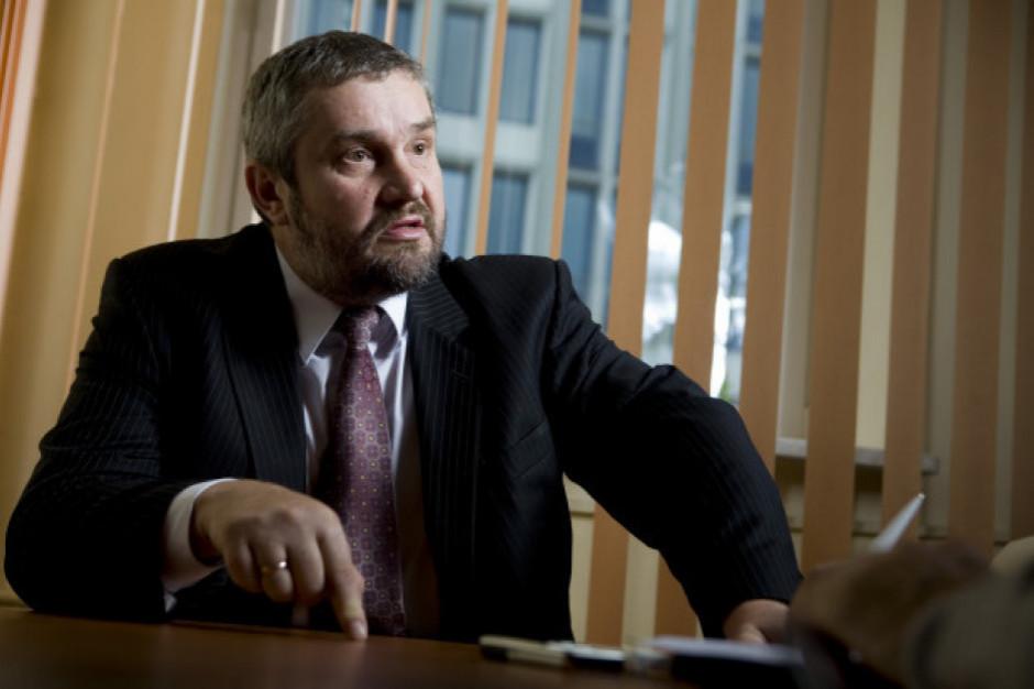 Jan Krzysztof Ardanowski krytykuje tzw.