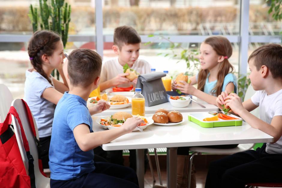 Kaufland sfinansował remont 10 szkolnych stołówek