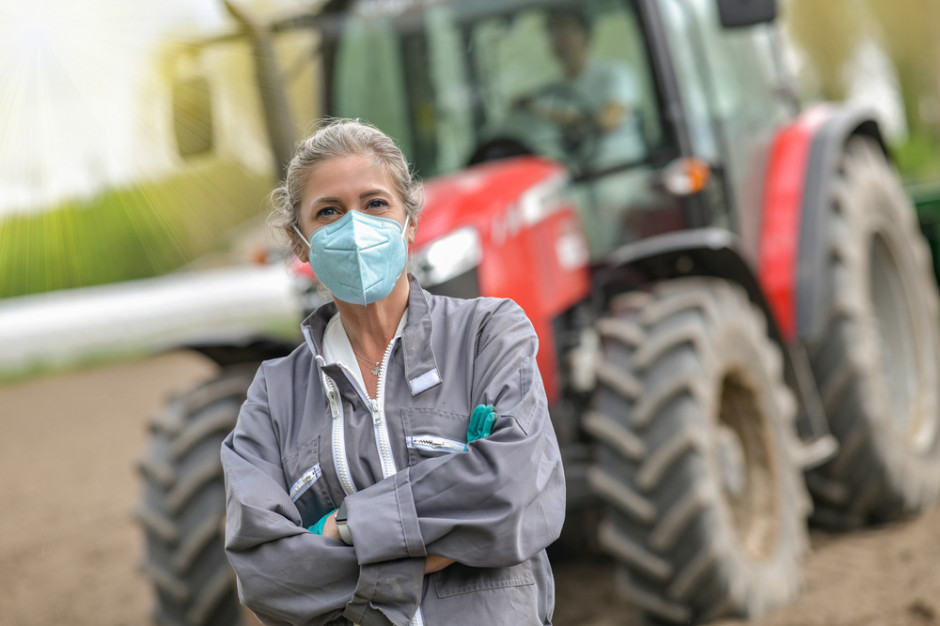 MRiRW: złożono ponad 140 tys. wniosków o pomoc covidową dla rolników