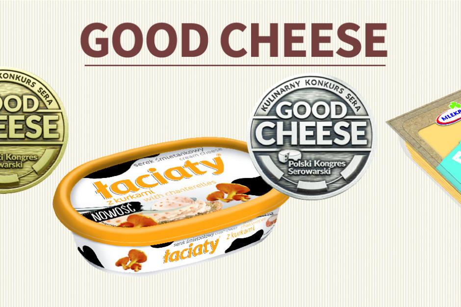 SM Mlekpol zdobywa trzy medale w Kulinarnym Konkursie Sera Good Cheese 2020