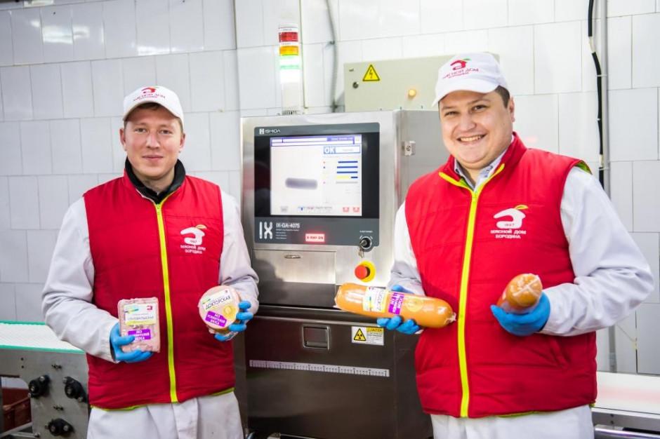 Ishida zapewnia jakość produktów mięsnych