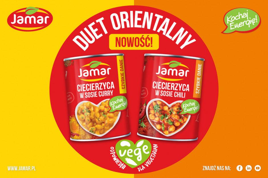 Duet orientalny - nowość od marki Jamar