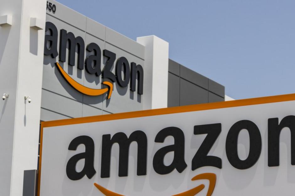Amazon wprowadza opcję płatności odciskiem dłoni w sklepach