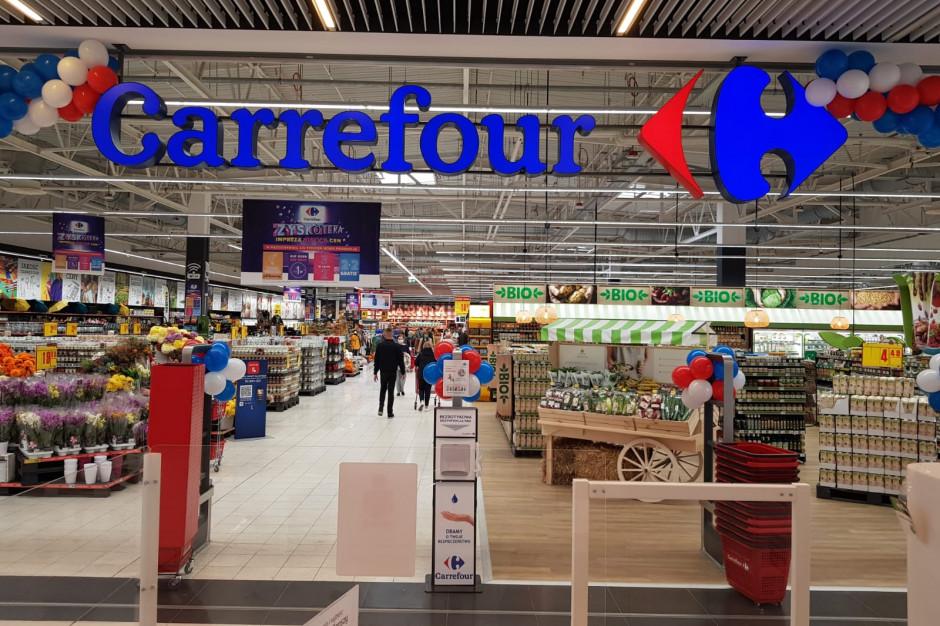 Carrefour z dwoma hipermarketami w nowym wydaniu