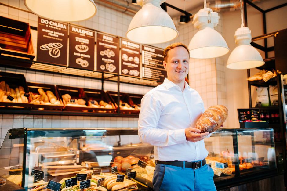 Prezes Enata Bread: Planujemy zakup udziałów zakładu produkcyjnego dużej piekarni