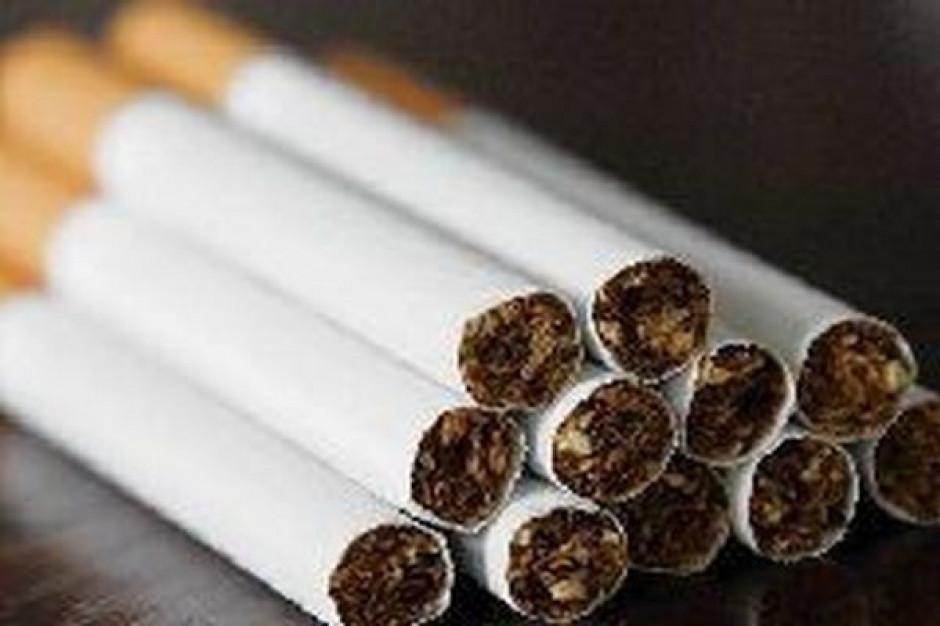Lubuskie: Przejęcie nielegalnych wyrobów tytoniowych o wartości 1,25 mln zł