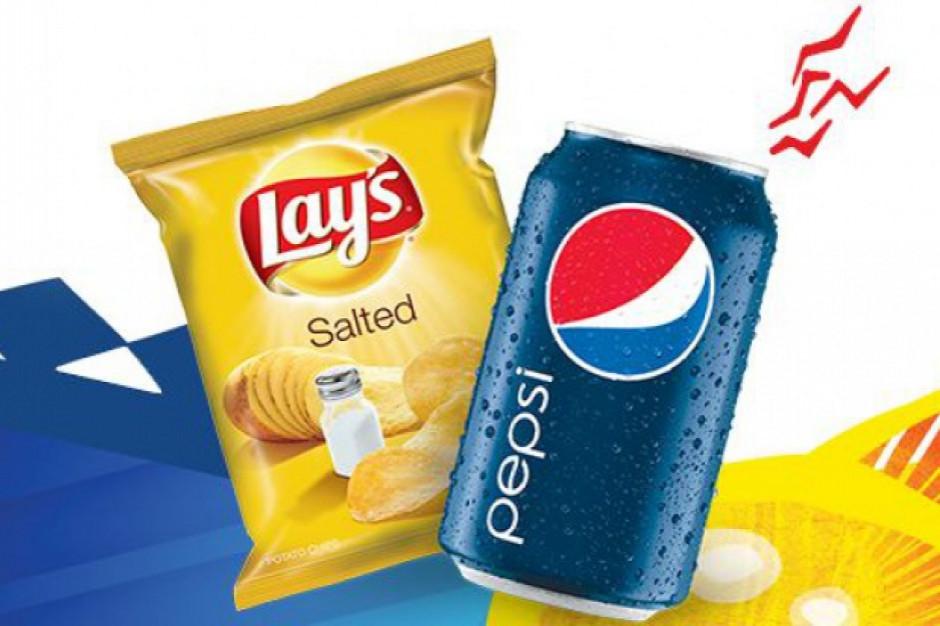 PepsiCo odnotowało w minionym kwartale wzrost sprzedaży netto o 5,3 proc