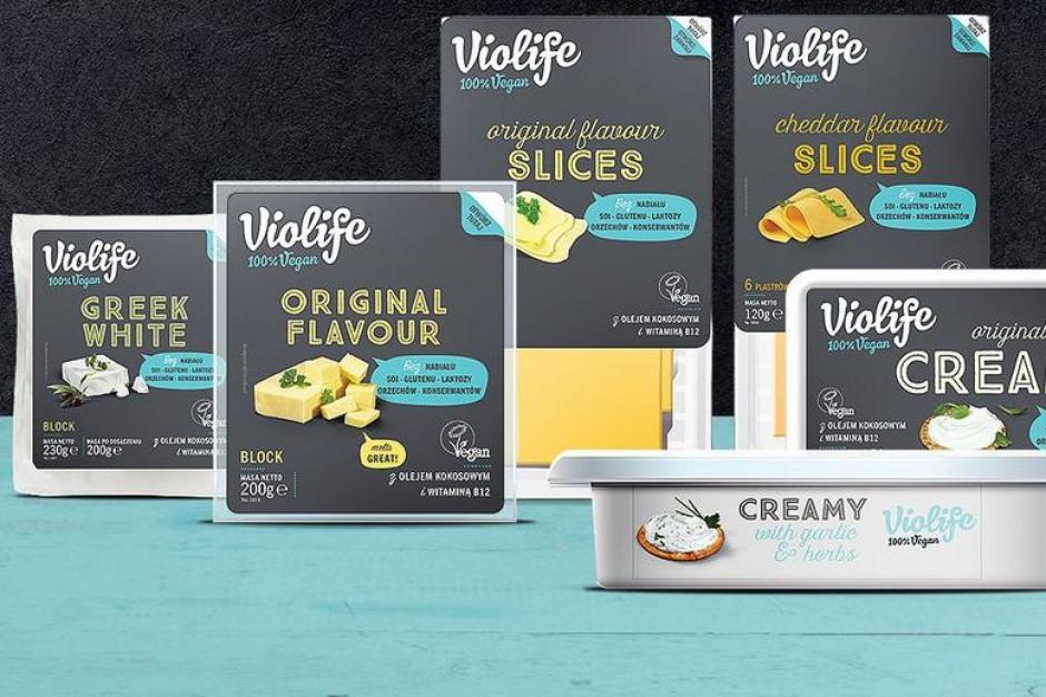 Violife wegańskie alternatywy dla sera wchodzą do Polski