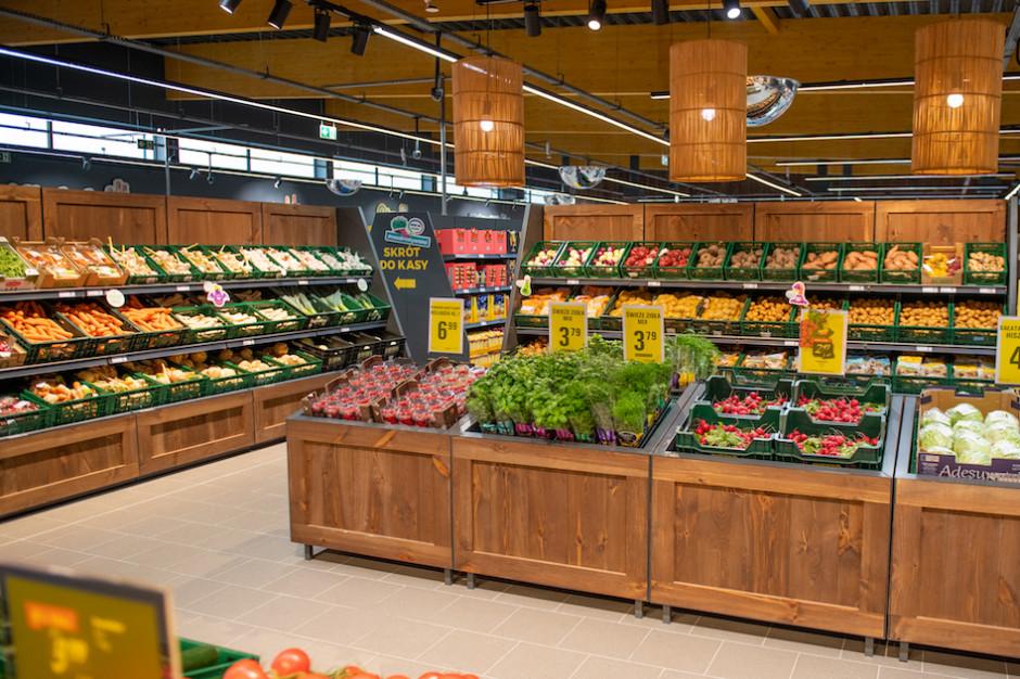 Netto: Warzywa i owoce w naszych sklepach co dwie godziny poddane zostaną kontroli świeżości