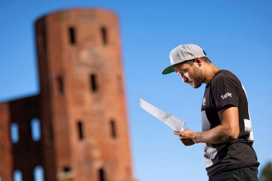 Lavazza podjęła współpracę z francusko-szwajcarskim artystą – Saype w ramach projektu Beyond Walls