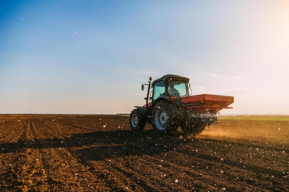 Rośnie stężenie podtlenku azotu  w zw. z rosnącym zużyciem nawozów w produkcji żywności
