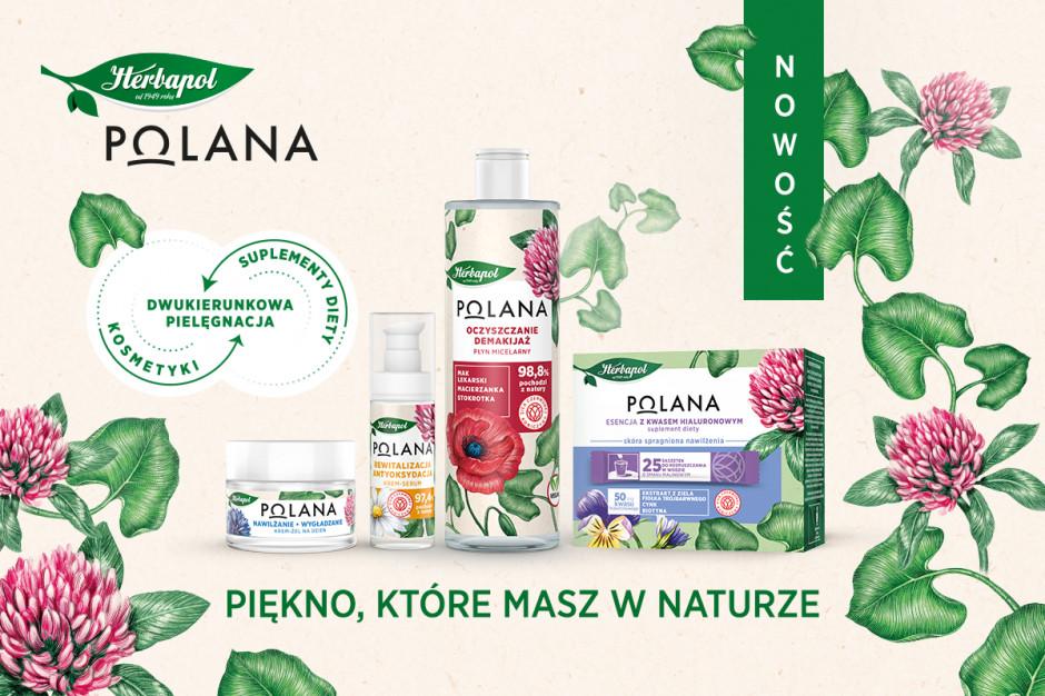 """""""Herbapol-Lublin"""" S.A. wprowadza nową markę kosmetyczną Polana"""