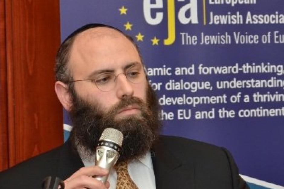 Europejska Organizacja Żydów: Będziemy walczyć o całkowite wycofanie się przez Polskę z zakazu uboju religijnego