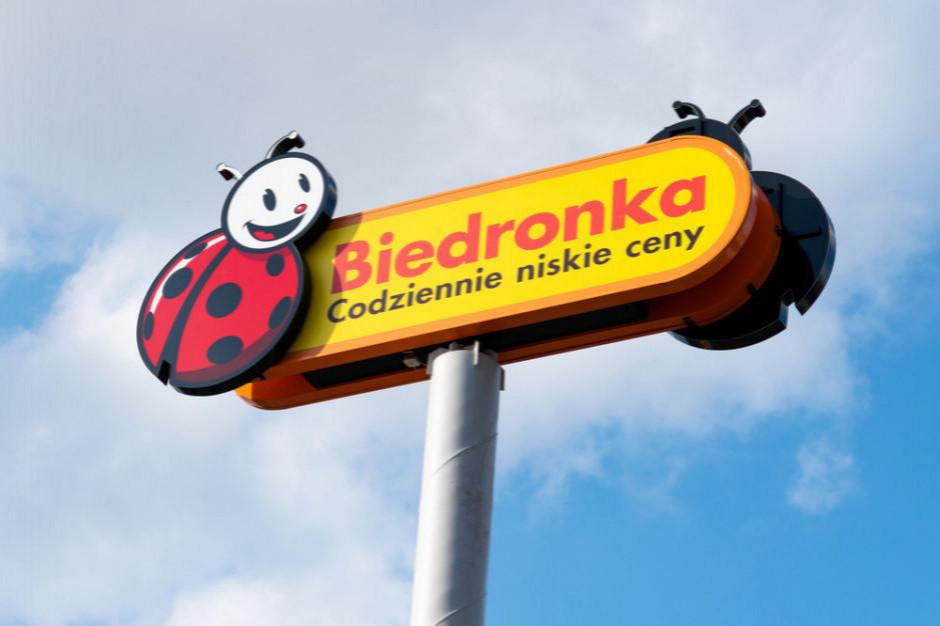 Biedronka z nowym sklepem w Katowicach