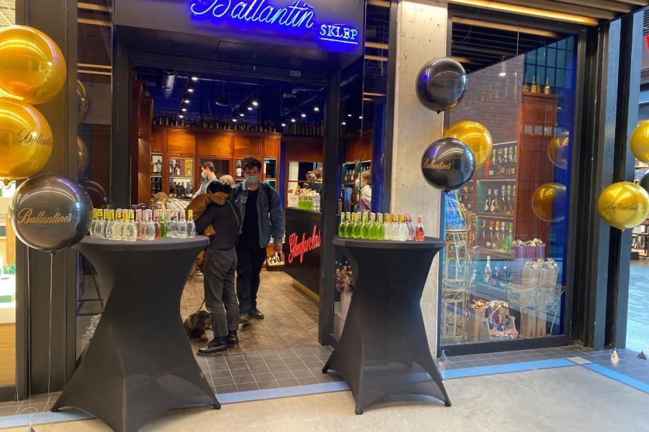 Ballantine's uruchamia kolejny specjalistyczny sklep w Warszawie