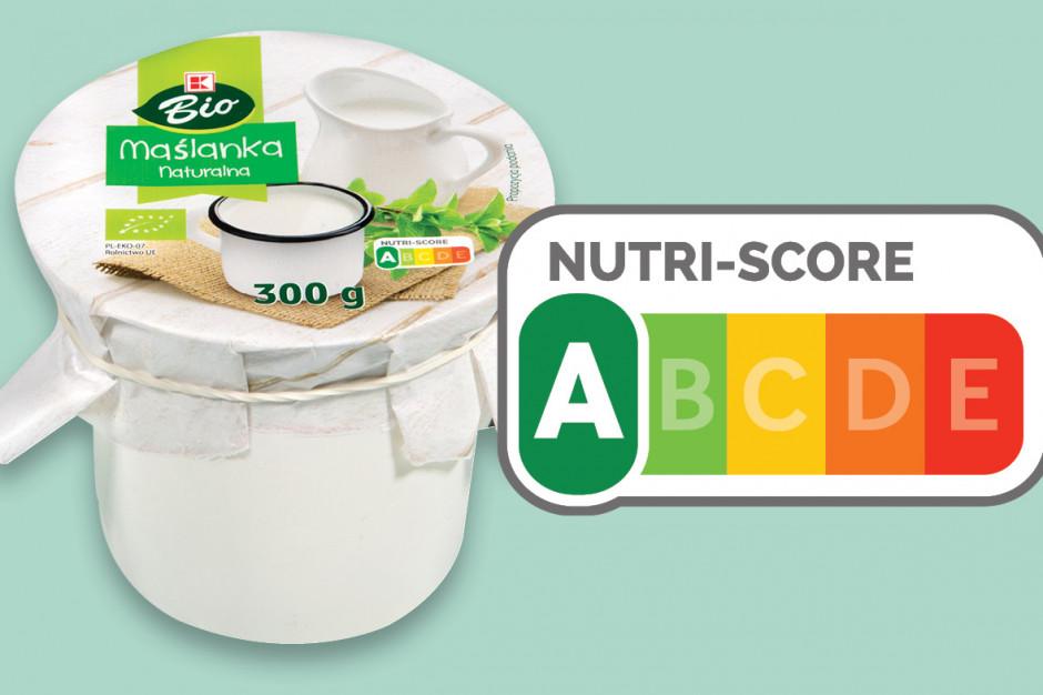 Kaufland wprowadza na artykułach swoich marek skalę wartości odżywczych Nutri-Score
