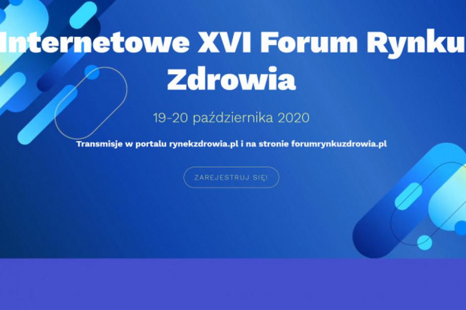 Czy wygramy z koronawirusem? Zapraszamy na Internetowe XVI Forum Rynku Zdrowia!