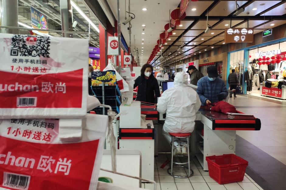 Auchan odpuszcza chiński rynek. Alibaba przejmuje SunArt