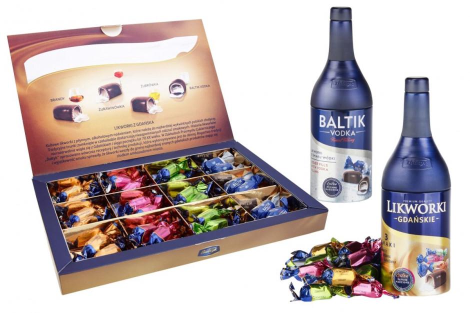 ZPC Bałtyk ze specjalną edycją likworków i czekoladek