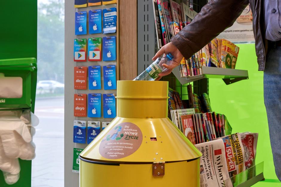 Żabka testuje gospodarkę o obiegu zamkniętym dla marki własnej