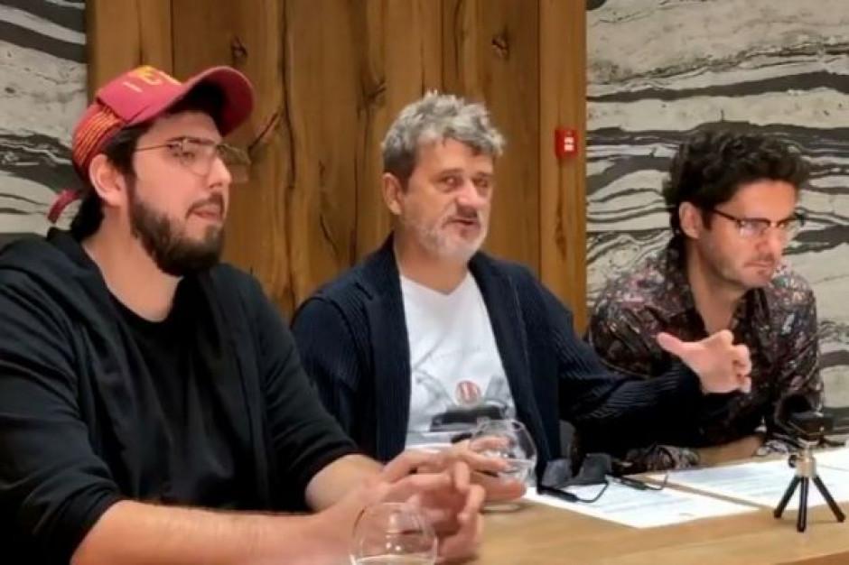 Kuba Wojewódzki i Janusz Palikot założyli spółkę Przyjazne Państwo, będą produkować piwo i napoje z olejami CBD