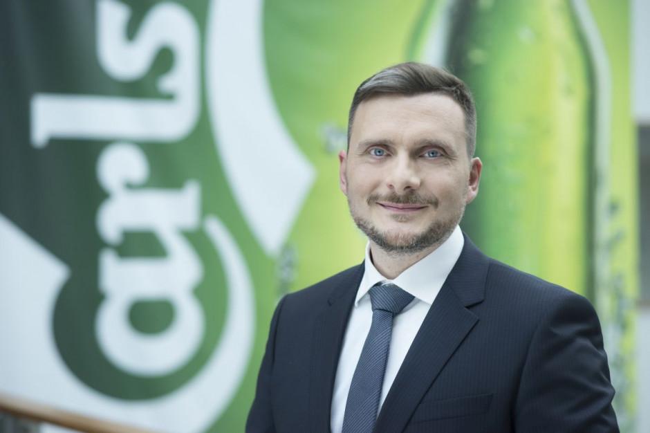Wiceprezes Carlsberg Polska zostanie szefem Carlsberg Bułgaria