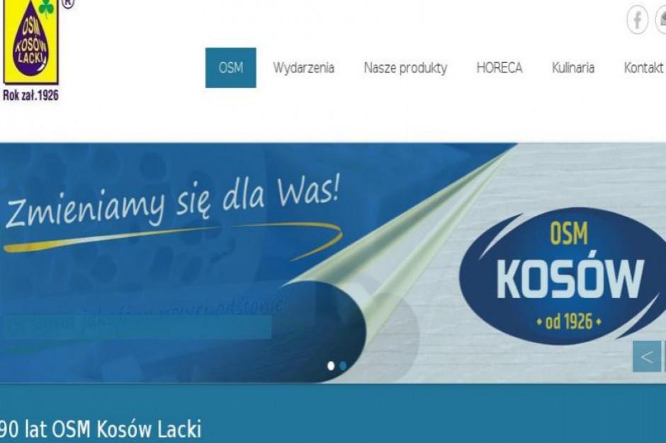 OSM Kosów Lacki będzie prowadził dostawy zamówień do Warszawy