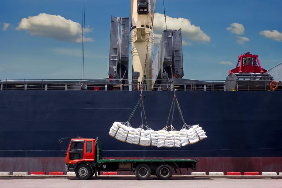 KOWR: eksport żywności w okresie I-VIII wyższy niż przed rokiem