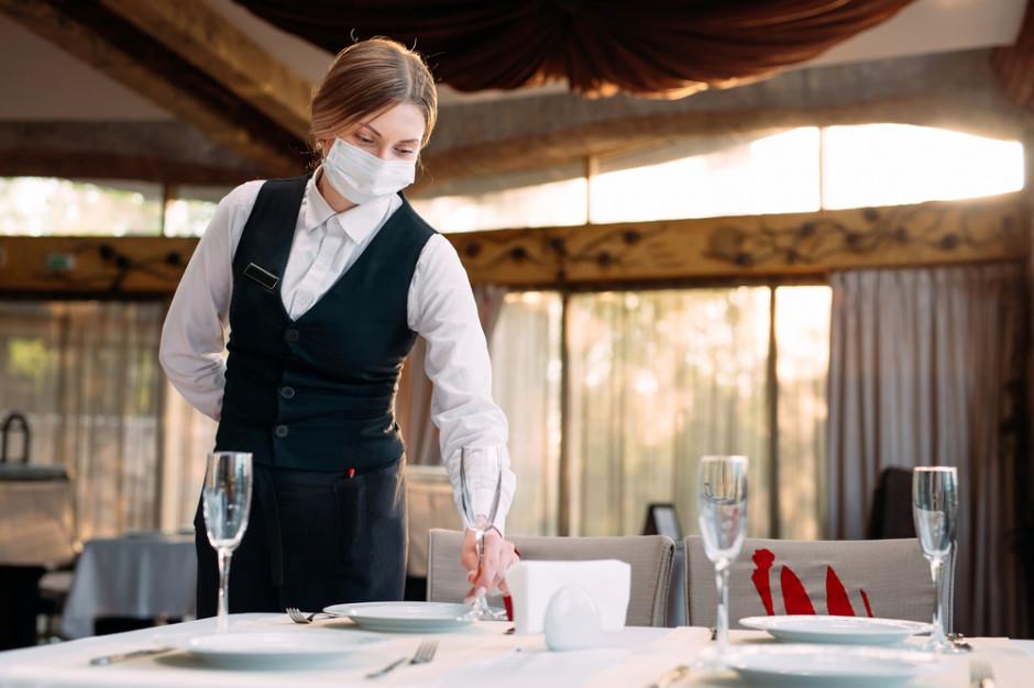 Powrót do stanu sprzed pandemii zajmie europejskiej branży gastronomicznej kilka lat