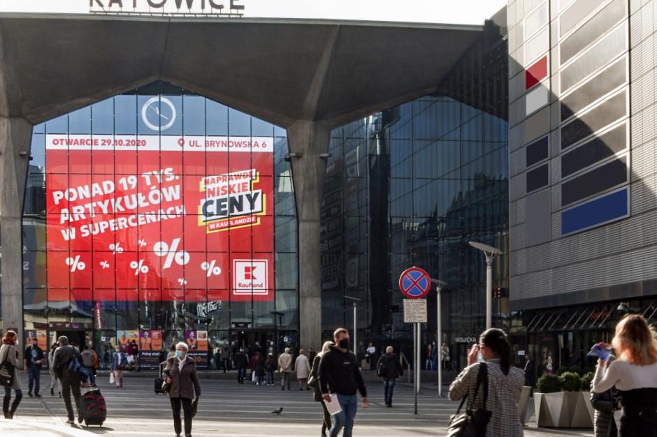 Kaufland otwiera swój pierwszy sklep w Katowicach