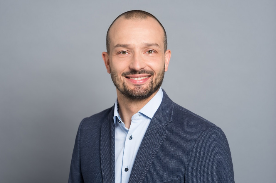 Michał Nowaczyk, członek zarządu Lidl Polska weźmie udział w Internetowym Forum Rynku Spożywczego i Handlu