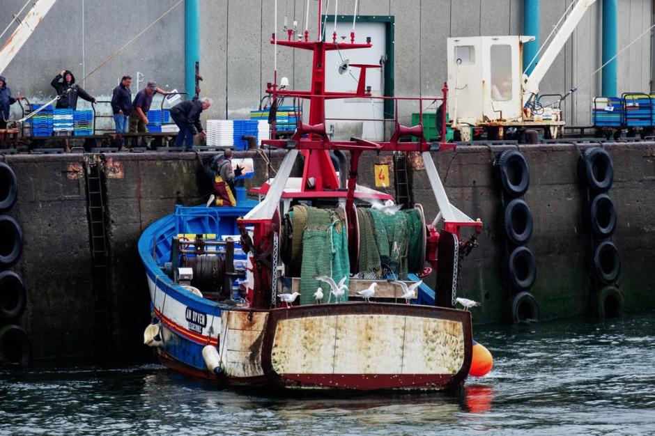 Rybołówstwo kością niezgody między Wielką Brytanią a Unią Europejską