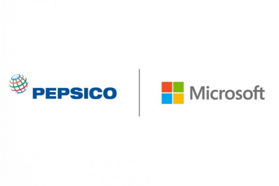 PepsiCo nawiązuje współpracę z Microsoftem, by sprostać rosnącemu zapotrzebowaniu na żywność i napoje