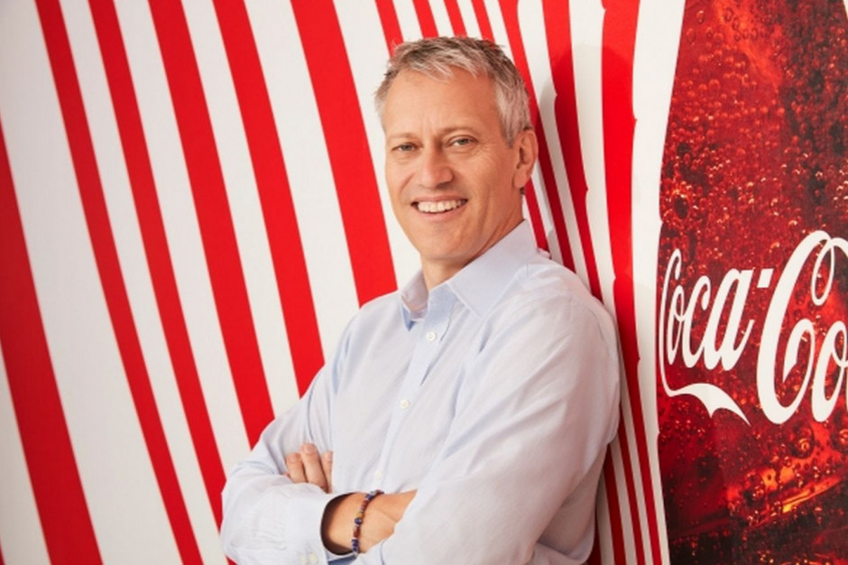 Coca-Cola  w papierowej butelce