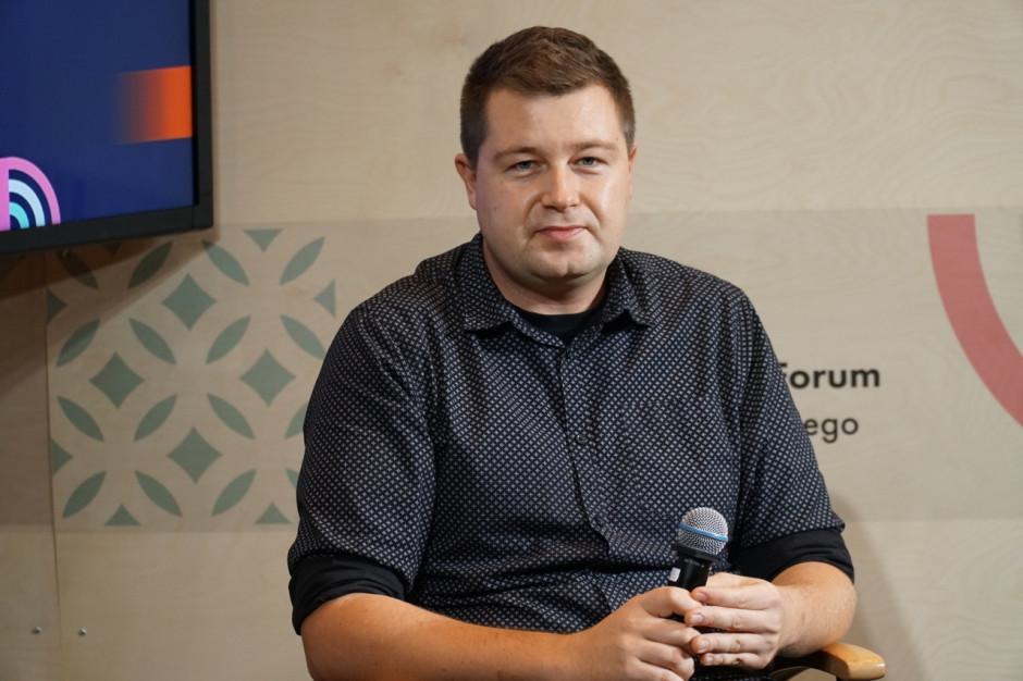 Piotr Grabowski, FoodTech: Ważna jest edukacja inwestorów, żeby zmienili swoje podejście do start-upów