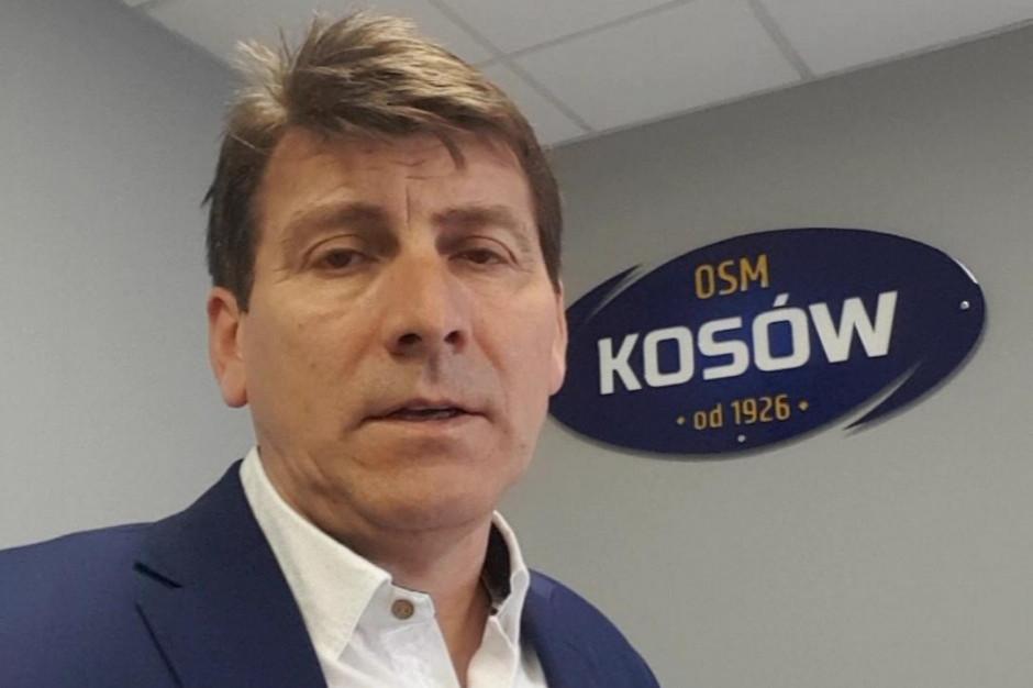 Prezes OSM Kosów Lacki na Internetowym FRSiH: 30 proc. sprzedaży trafiało do HoReCa