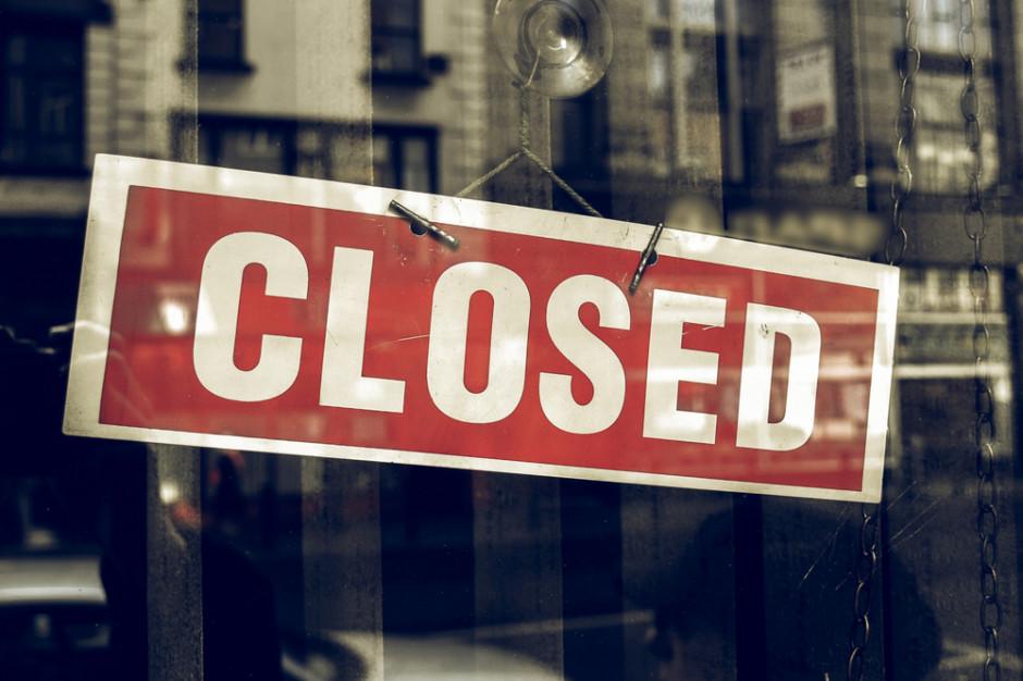 Od soboty ograniczenia w handlu, działalności galerii handlowych oraz zamknięte placówki kultury