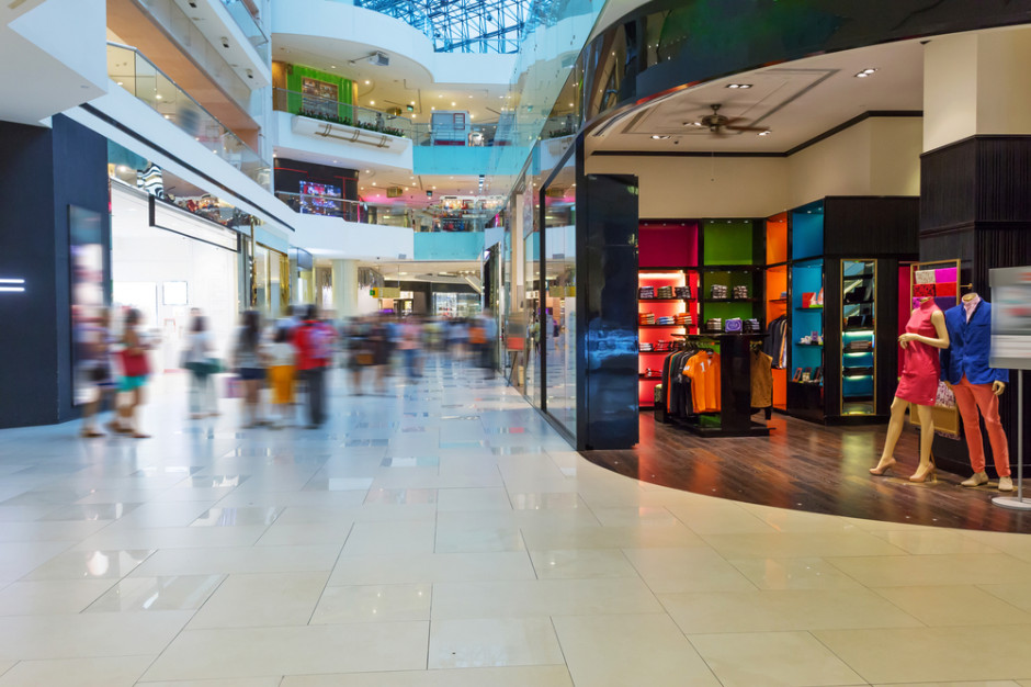 Do 29 listopada br. galerie i centra handlowe w części zamknięte