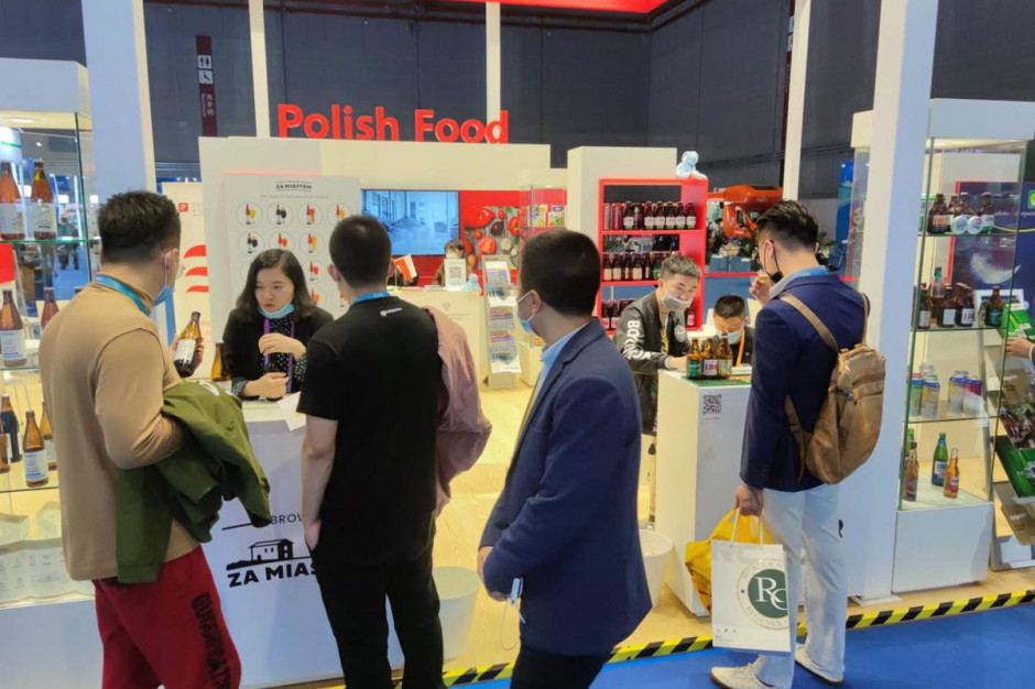 Polskie firmy z branży mlecznej i piwnej zawarły porozumienia o współpracy z chińskimi dystrybutorami