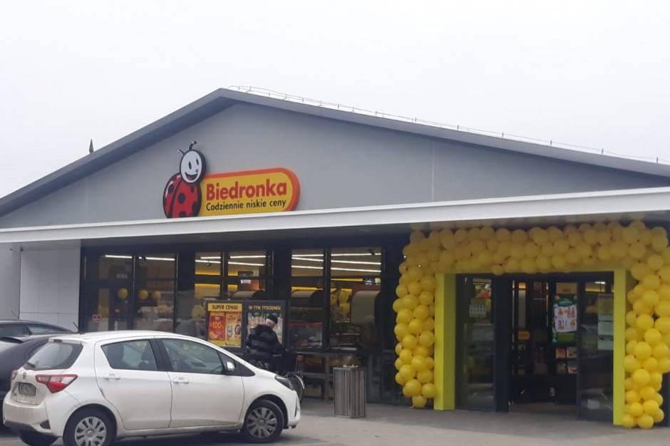 Biedronka otwiera 169 sklep w województwie kujawsko-pomorskim
