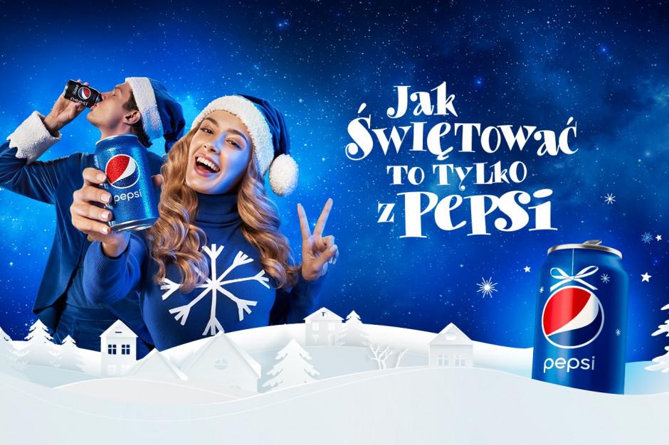 Wystartowała świąteczna kampania Pepsi